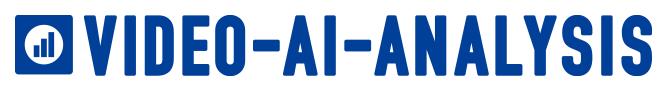 カメラ動画AI分析サービス「VIDEO-AI-ANALYSIS」